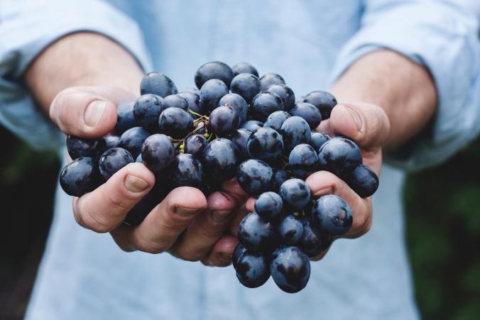 Small File Grapes
